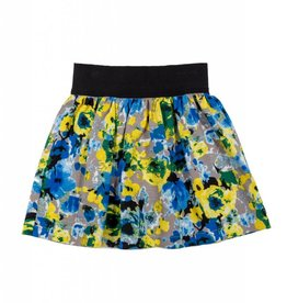 Luella Couture Floral Skirt