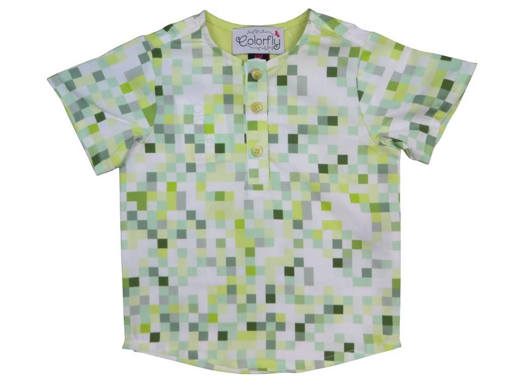 ColorFly Tetris Baby Shirt