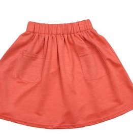 Mis MeMe Orange Skirt