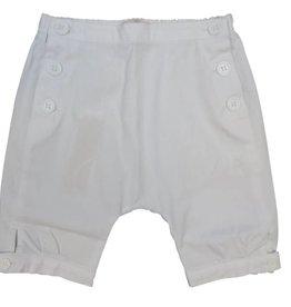 Charm Baby Shorts white