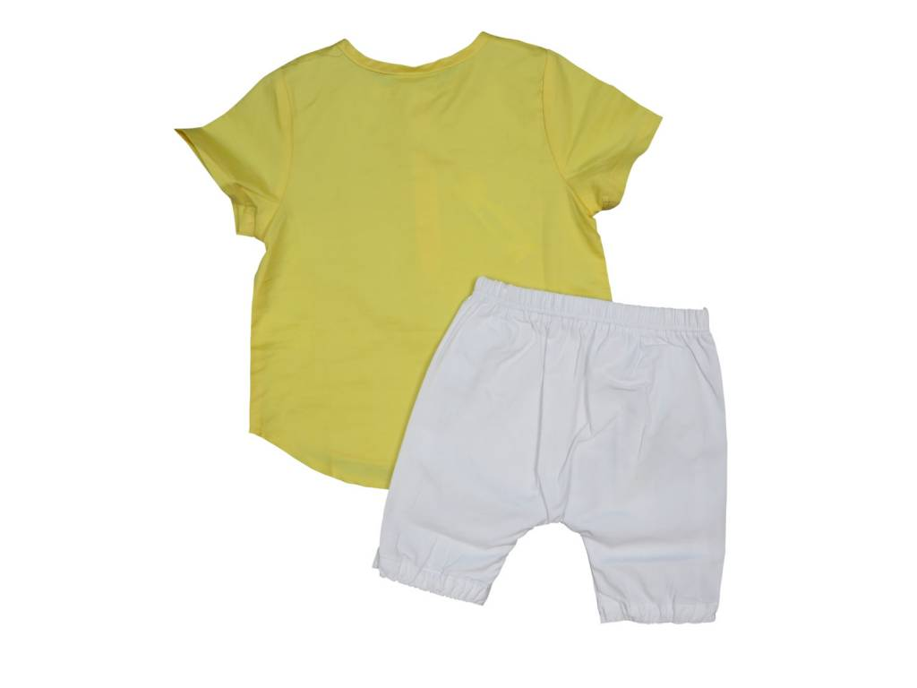 Charm Baby Shirt yellow