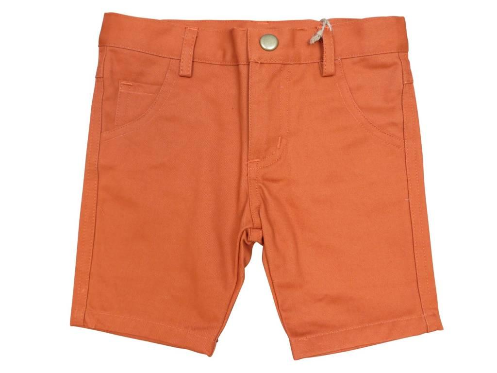 Crew Kids Short Cut Shorts Rust