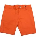 Crew Kids Short Chino Orange