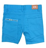 Crew Kids Short Chino Blue