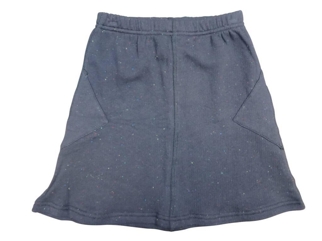 Crew Kids Triangle Stitch Skirt Green