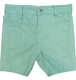 Little Cocoon Double Seamed Shorts Green