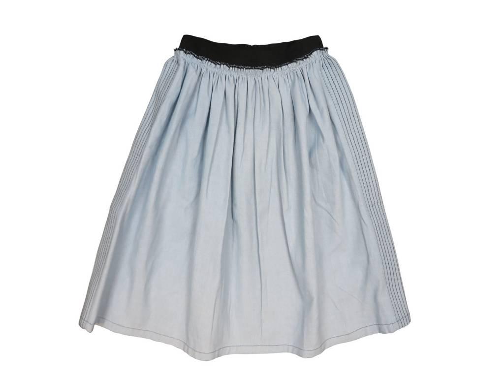 Curly Joe Side Stitch Skirt