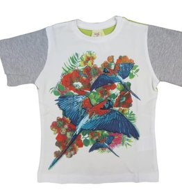 Curly Joe Parrot Jungle Tee