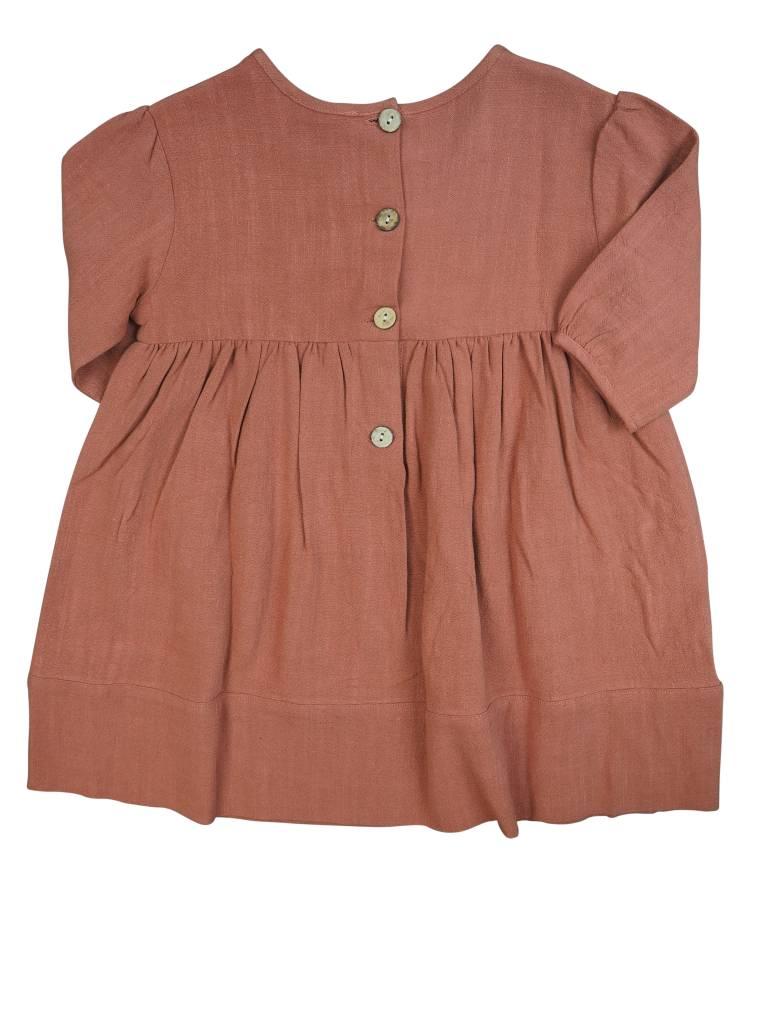 Blu Pony Zuzu Dress Marmalade