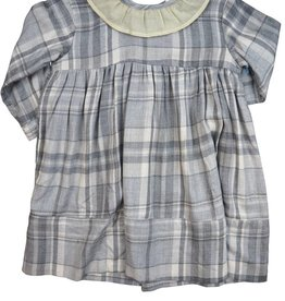 Blu Pony Bea Gray Days Plaid