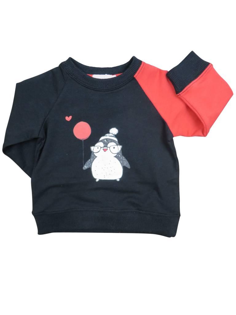 Charm Baby girl penguin set