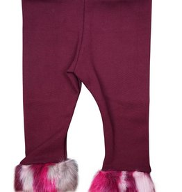 Teela LEGGING with Fur