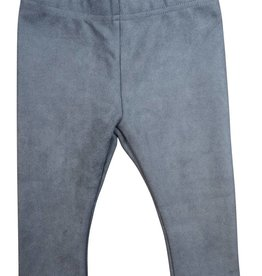 Crew Kids Suede Legging Grey