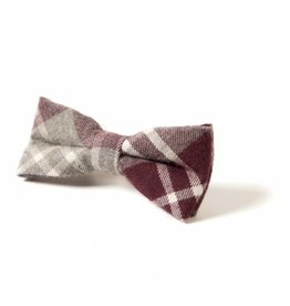 Appaman Bow Tie Amaranth Plaid