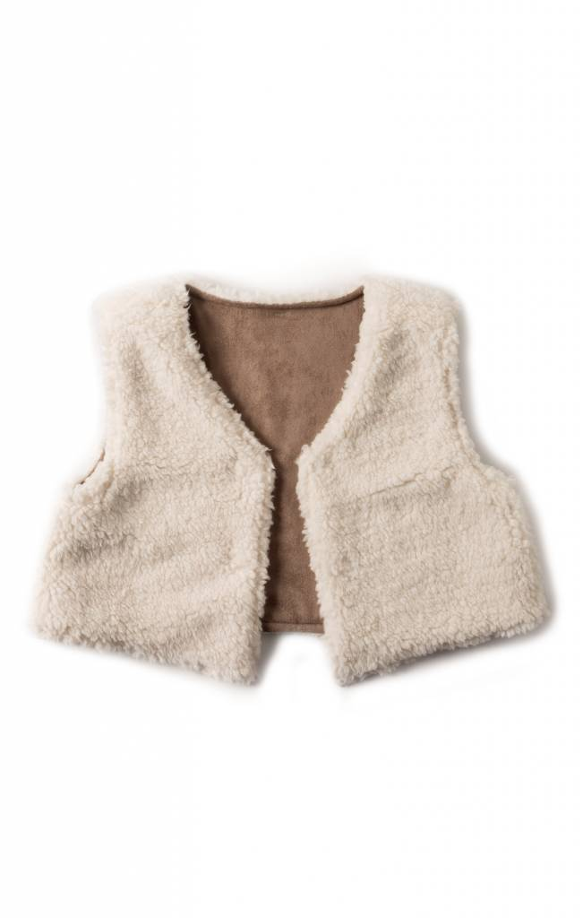Appaman Orchard Reversible Vest Natural
