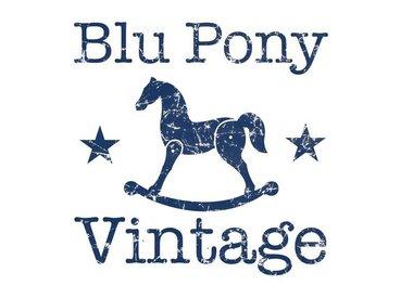 Blu Pony