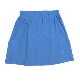 Whitlow & Hawkins SKIRT  SIDE POCKET BLUE