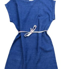 Violeta & Federico Dress Eulalia Woven Girl Denim