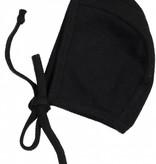 Lil leggs Black Rib Bonnet fw18