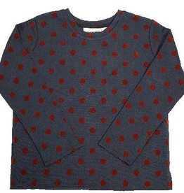 Crew Kids Dot Print Top