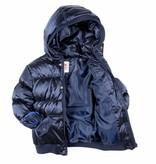 Appaman Puffy Coat Navy Blue