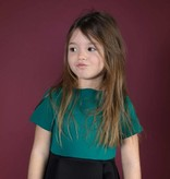 Amelia RITA Two Tone Dress 3/4