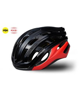 Specialized PROPERO 3 HLMT ANGI MIPS CPSC BLK/RKTRED M Medium