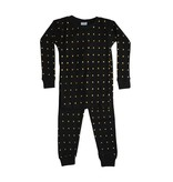 Baby Steps Gold Foil XO 2pc Pajama Set