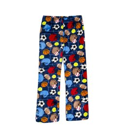 Sovereign Sports Print Plush Pant