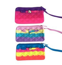 Yummy Gummy Wristlet with Charm (3 colors)