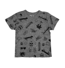 Chaser Too Cool Icons Tee
