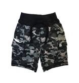 Mish Black Camo Infant Cargo Shorts