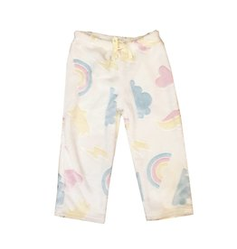 Ragdoll Rainbow Glow-in-the-Dark Plush Lounge Pants