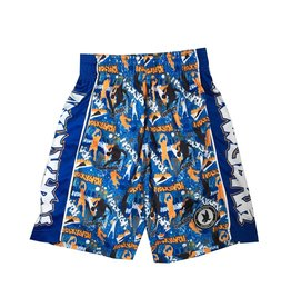 Flow Society New York Basketball Shorts