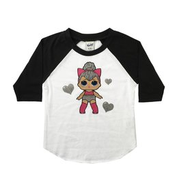Handmade LOL Doll Baseball Shirt