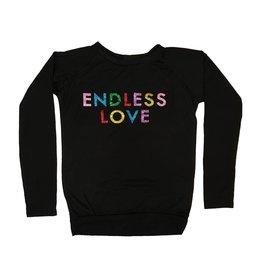Firehouse Endless Love Glitter Top