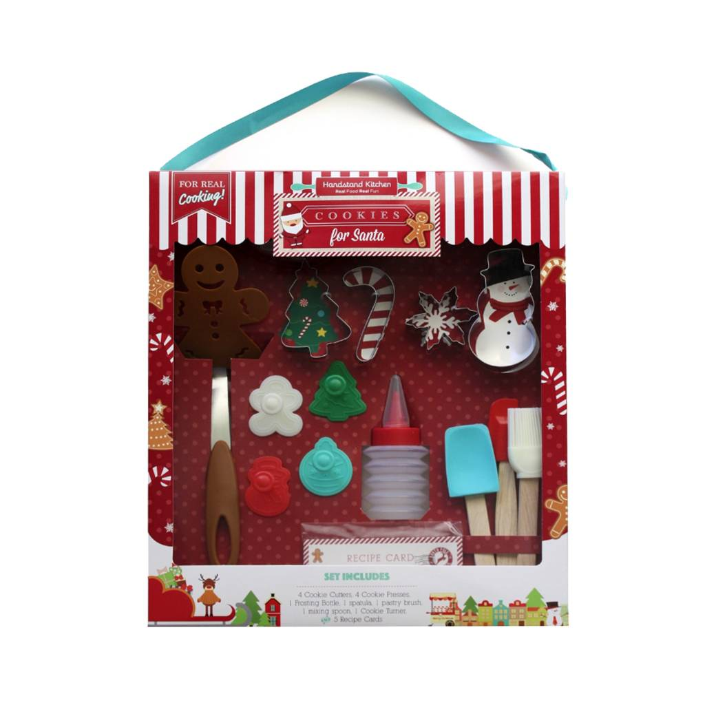 Cookies For Santa Baking Set