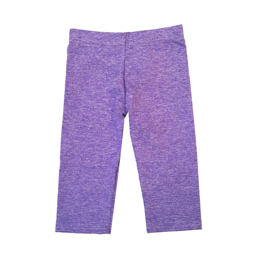 Dori Creations Heathered Capri