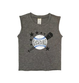 Replay Baseball Muscle Tank