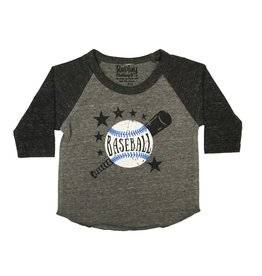 Replay Baseball Raglan