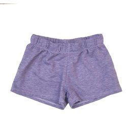 Firehouse Heather Purple Sweat Short