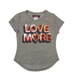 Sparkle Love More Tee