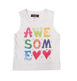 Sparkle Awesome Tank