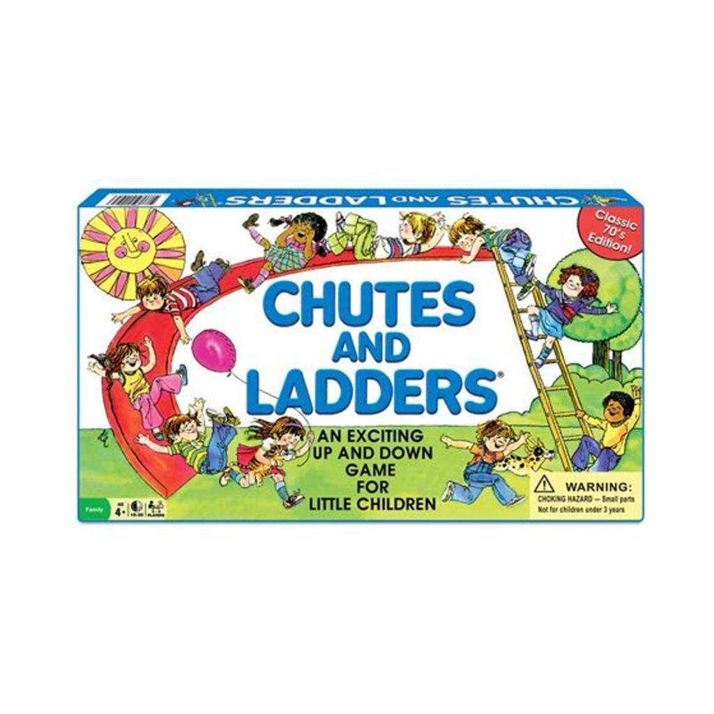 Classic Chutes & Ladders