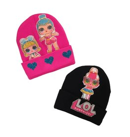 LOL Doll Winter Hats (two colors)