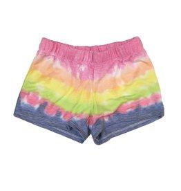 Firehouse Bright Tie Dye Shorts
