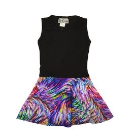 Dori Creations Multi Optical Dress
