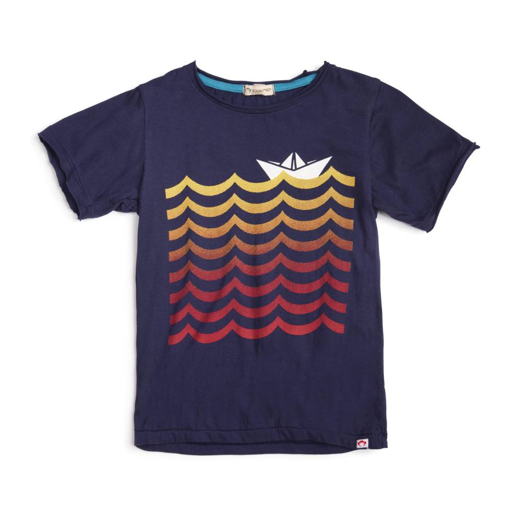 Appaman Ombre Waves Infant Tee