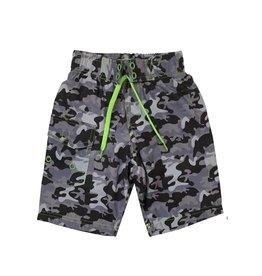 Mish Black Camo Infant Swimsuit