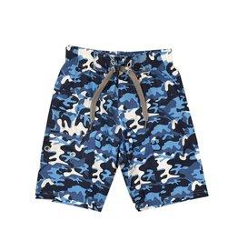 Mish Blue Camo Infant Swimsuit